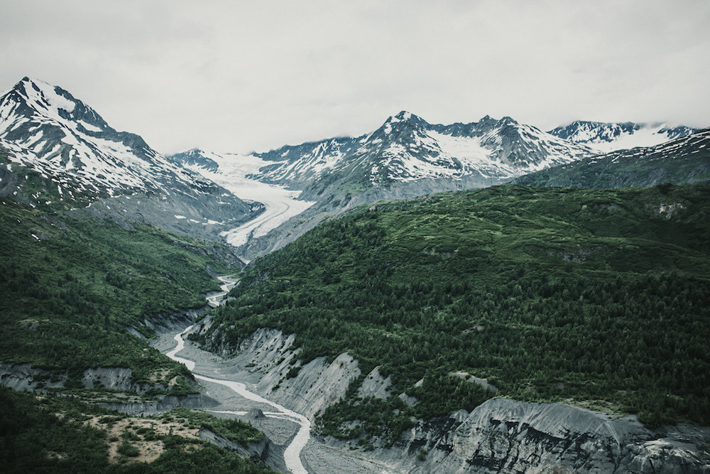 Glacier Wedding - Alaska Destination Weddings