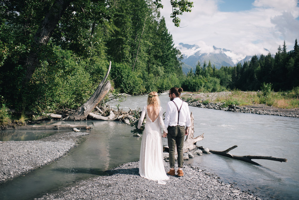 Alaska Elopement Packages - Alaska Destination Weddings