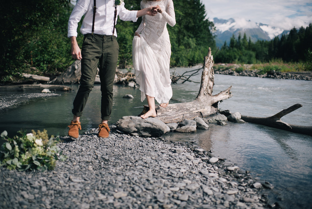Alaska Elopement Packages - Alaska Destination Weddings