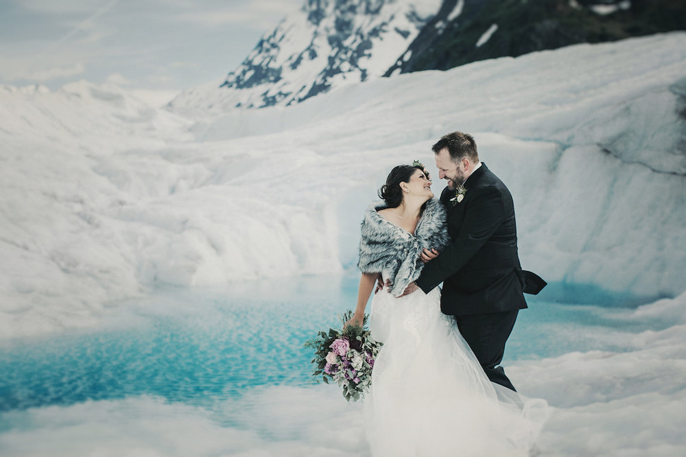 Elope to Alaska - Alaska Destination Weddings