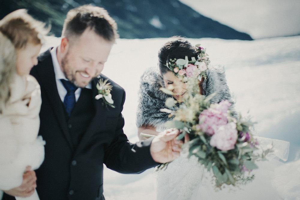 Elope to Alaska - Alaska Destination Weddings