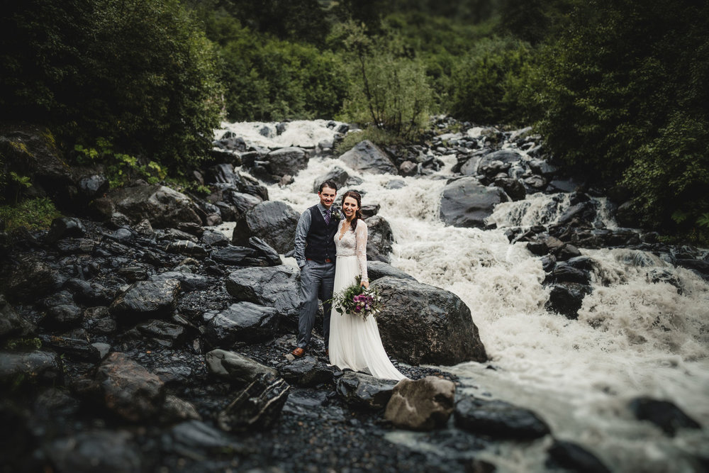 Elope in Alaska - Alaska Destination Weddings