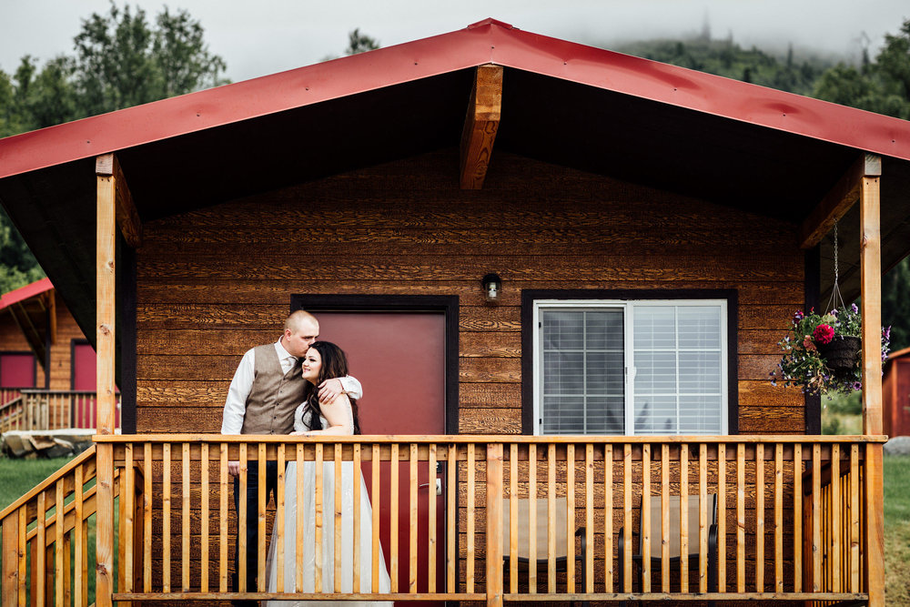 Elope in Alaska - Alaska Destination Weddings - Glacier Elopement