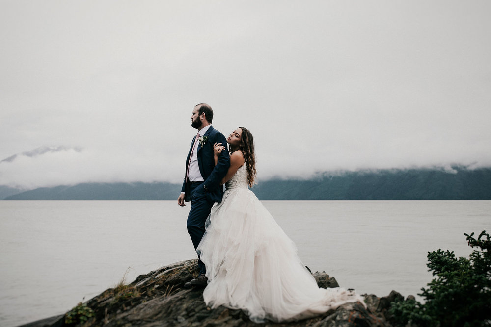 Elope to Alaska - Alaska Elopement Packages - Alaska Destination Weddings