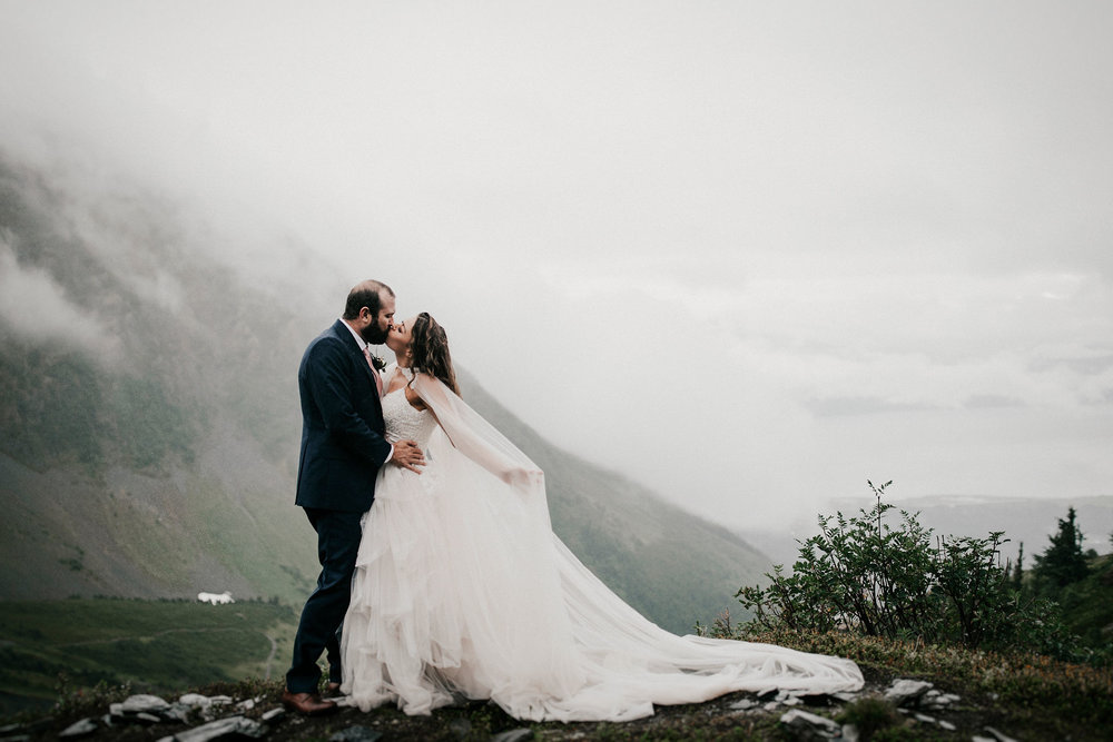 Elope to Alaska - Alaska Destination Weddings - All Inclusive Elopement Packages