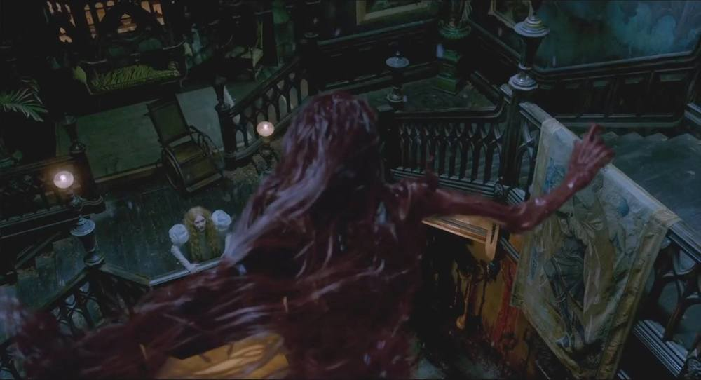 Spooky but clunky: the CGI ghosts AND Crimson Peak.