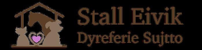 Stall-eivik-dyreferie-logo