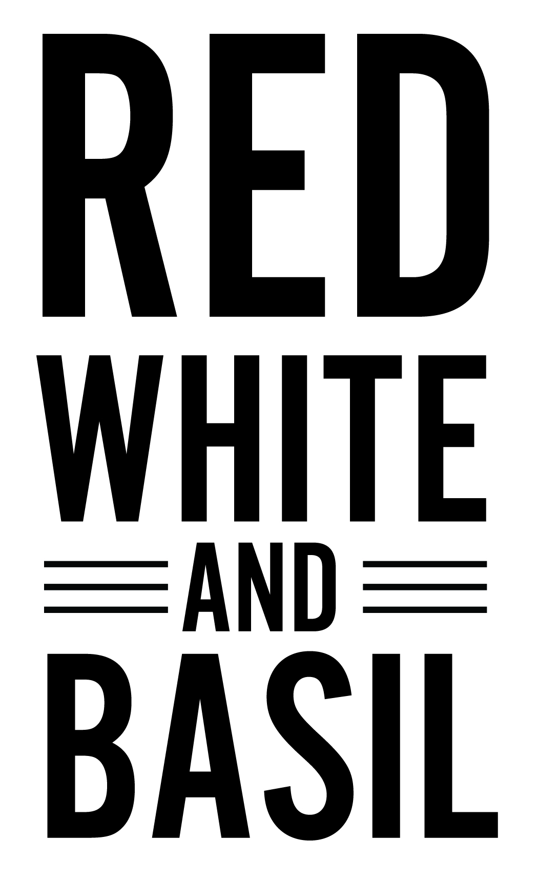 Red White And Basil