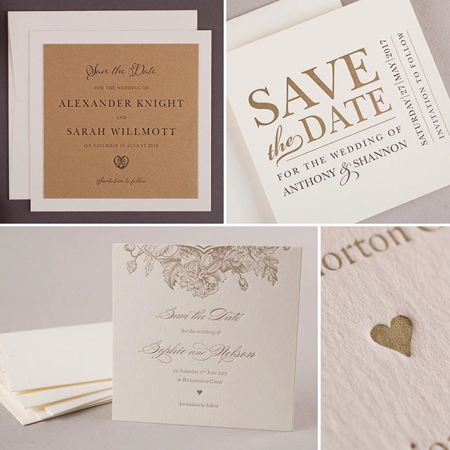 Planning a 2017 wedding? We're now taking the last save the date card orders for pre-xmas delivery!! #weddingstationery #savethedate #2017wedding