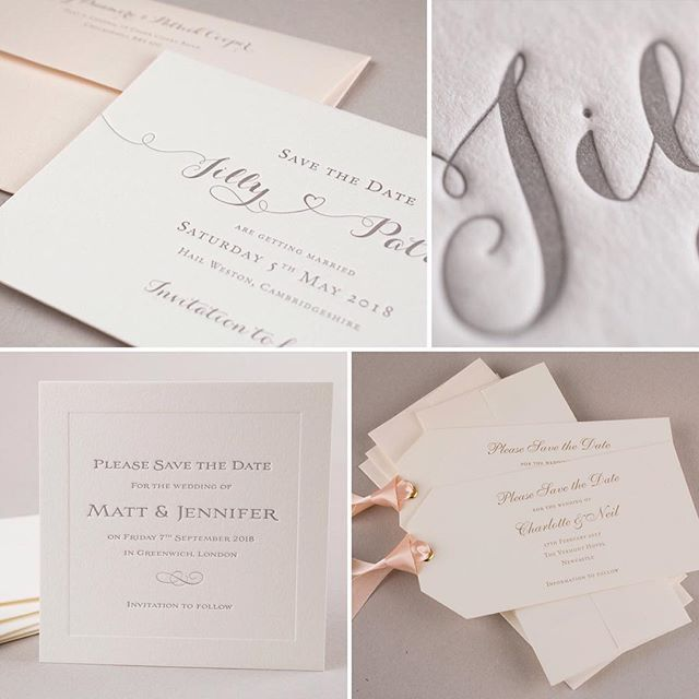 Order your save the date cards today for pre-xmas delivery!! #2017wedding #savethedate #weddingstationery #prexmasdelivery