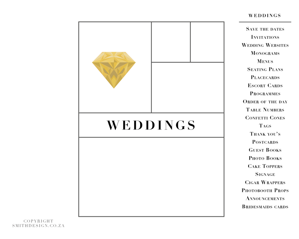 Smith Wedding Stationery