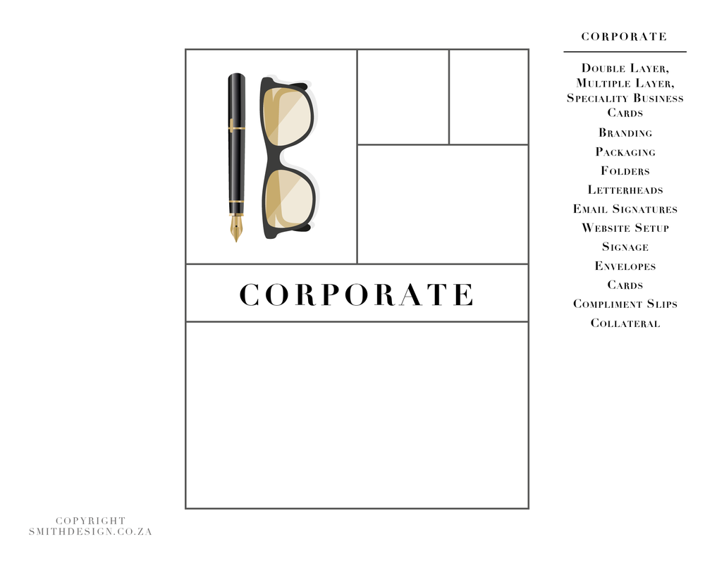 Smith Corporate Stationery
