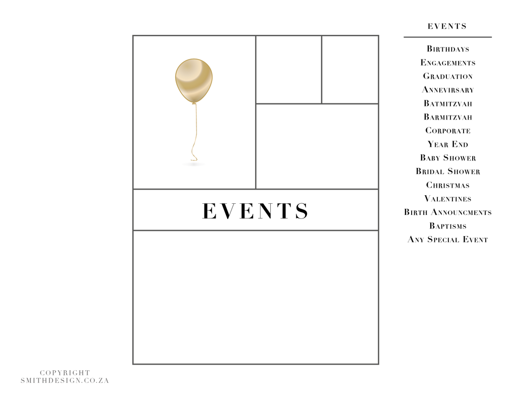 Smith Event Stationery