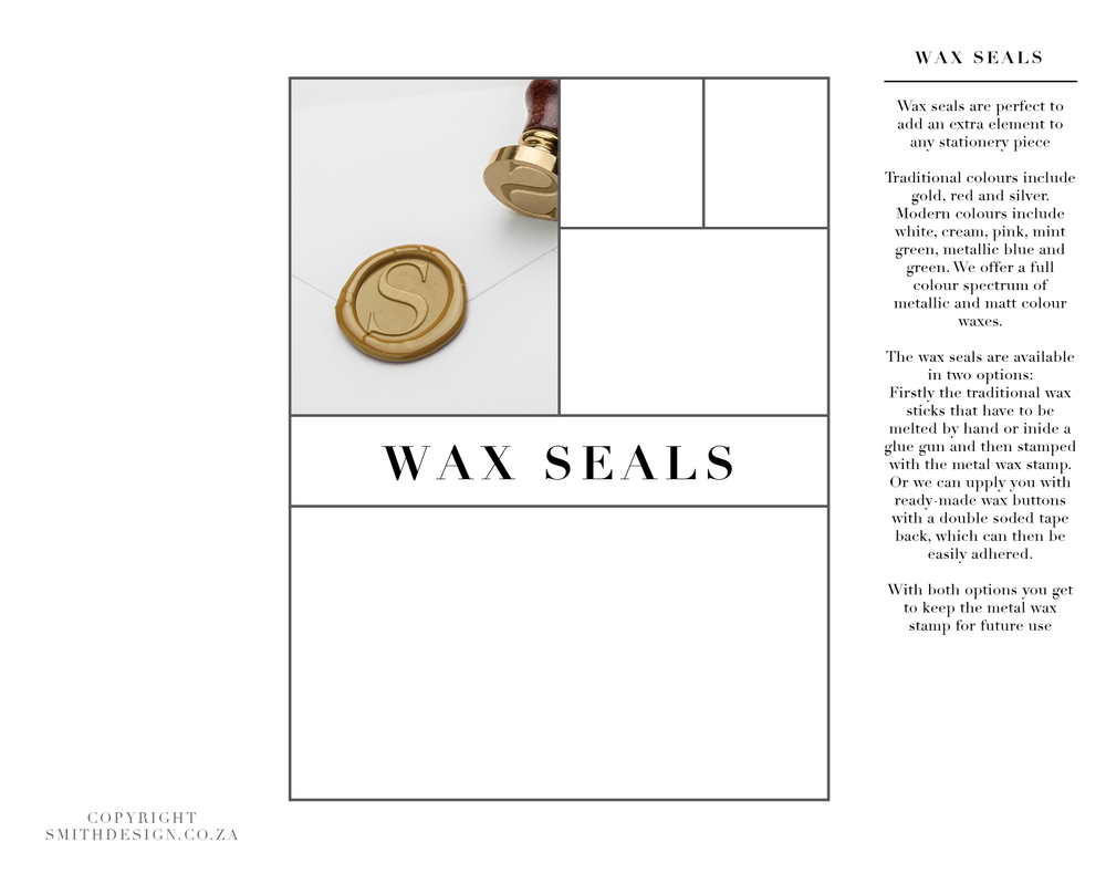 Smith Wax Seals