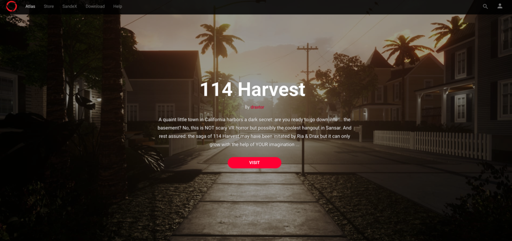 114 harvest which is arguably the best experience ever made in the history of digital worlds! am i biased? noooooooo