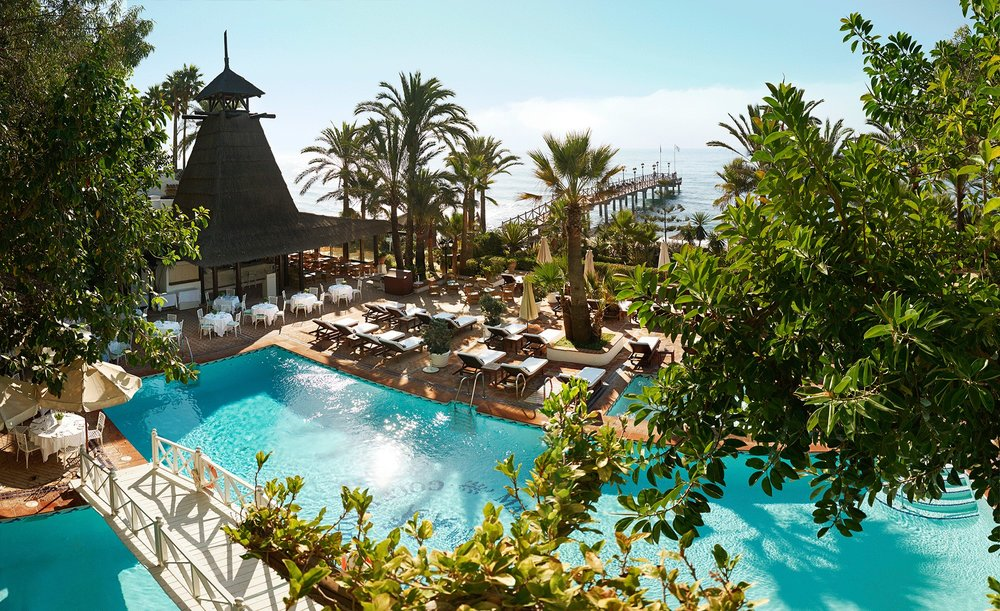 A 3 night stay for two people at The Marbella Club, Costa del Sol, Spain    One of Spain's most luxurious beachfront hotels,with breakfast included and dinner for two with a bottle of wine. Value: £3000