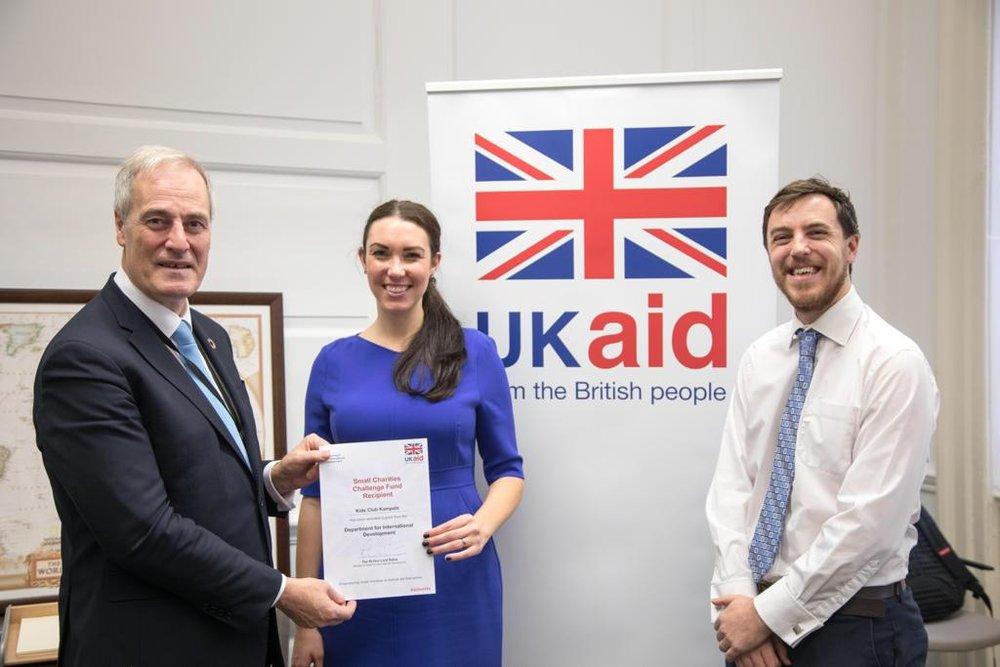 UK Aid London .JPG
