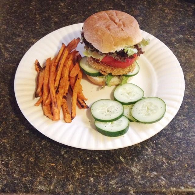natures-burger-sweet-potato-fries