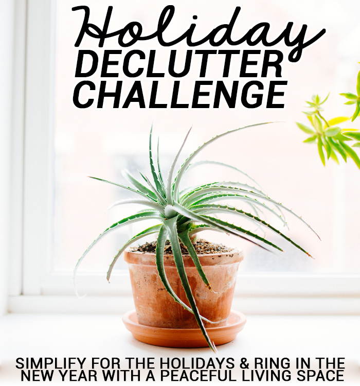 holiday-declutter-challenege