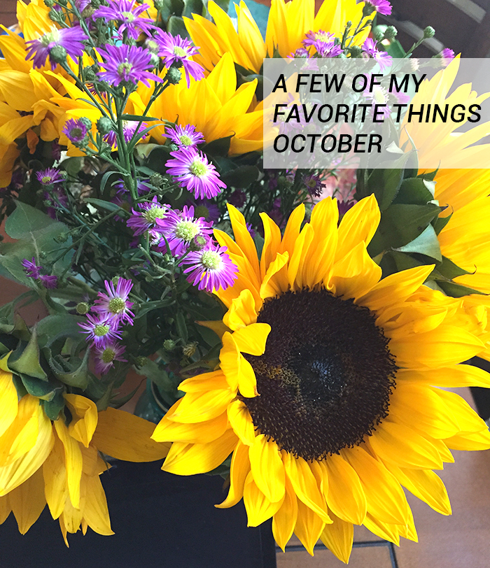 a-few-of-my-favorite-things-october