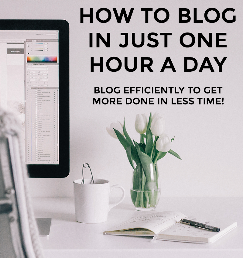 how-to-blog-in-one-hour-a-day