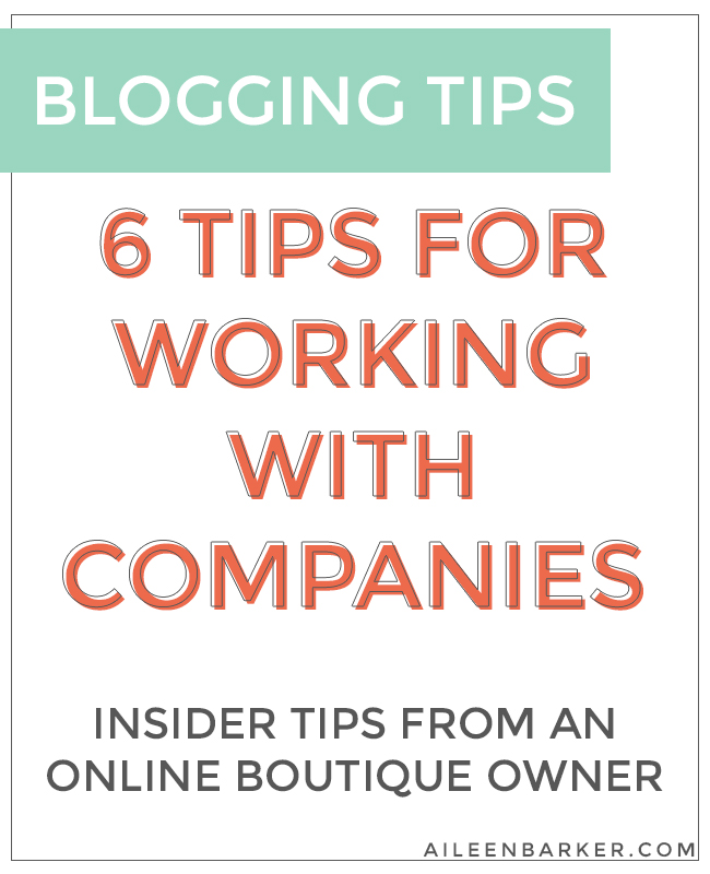 blogging-tips-working-with-companies