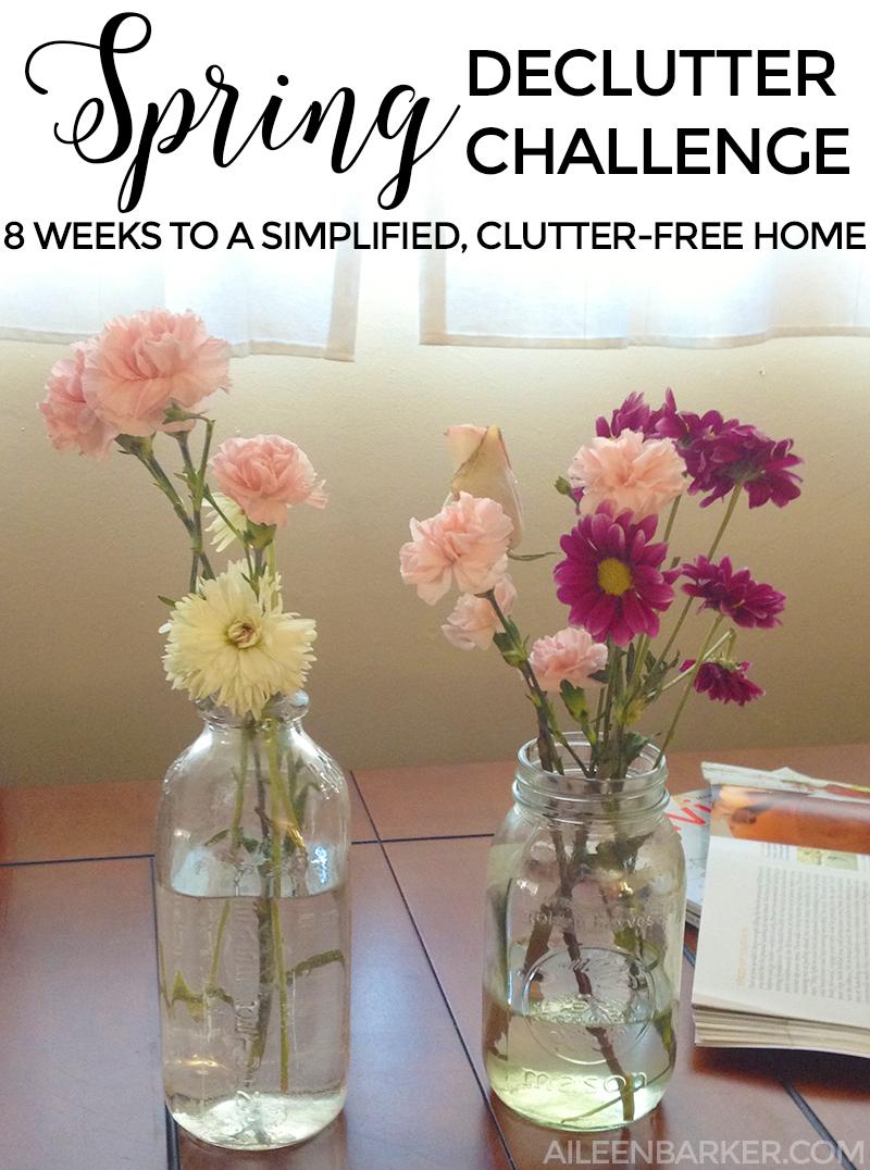 spring-declutter-challenge