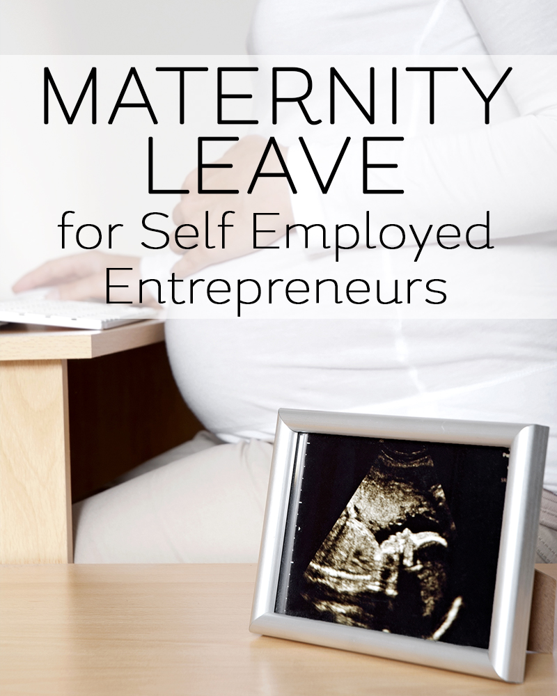 maternity-leave-self-employed-entrepreneur