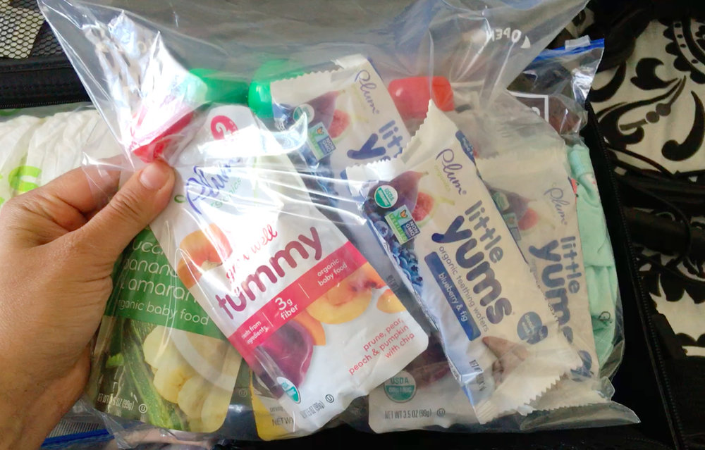 Airplane-Snacks