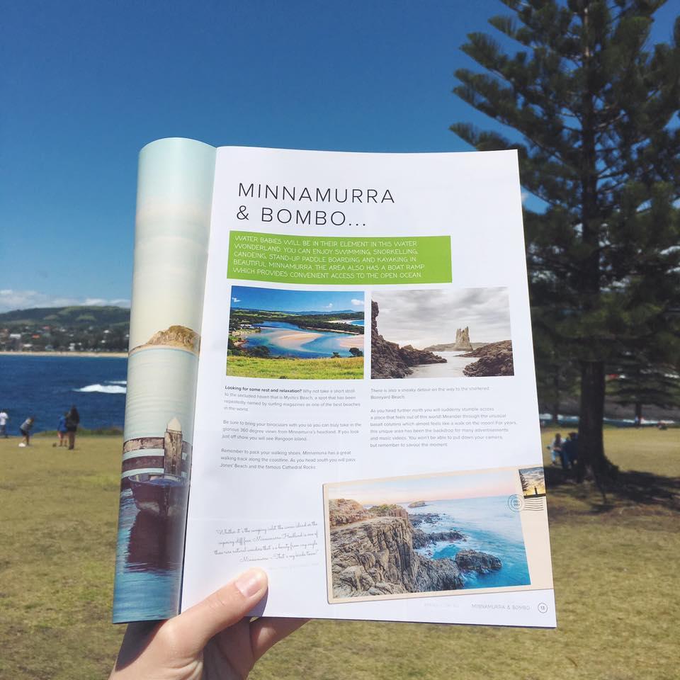 Kiama Tourism Guide 2016.jpg