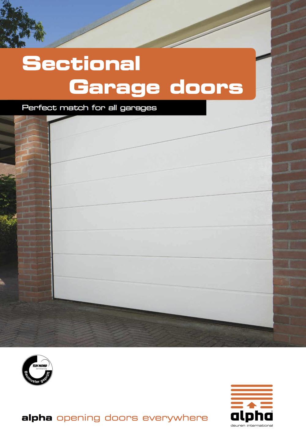 Sectional Garage Doors Buyer's Guide
