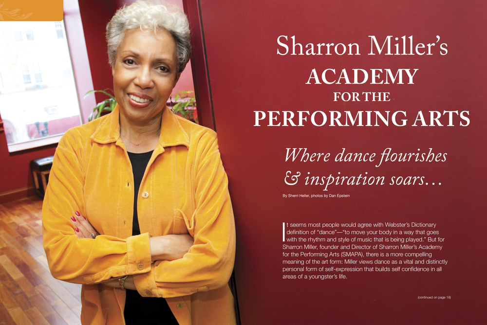 Meet Sharron Miller