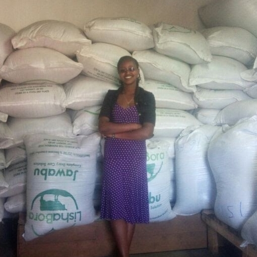 Mary Wanyoike Sales Staff