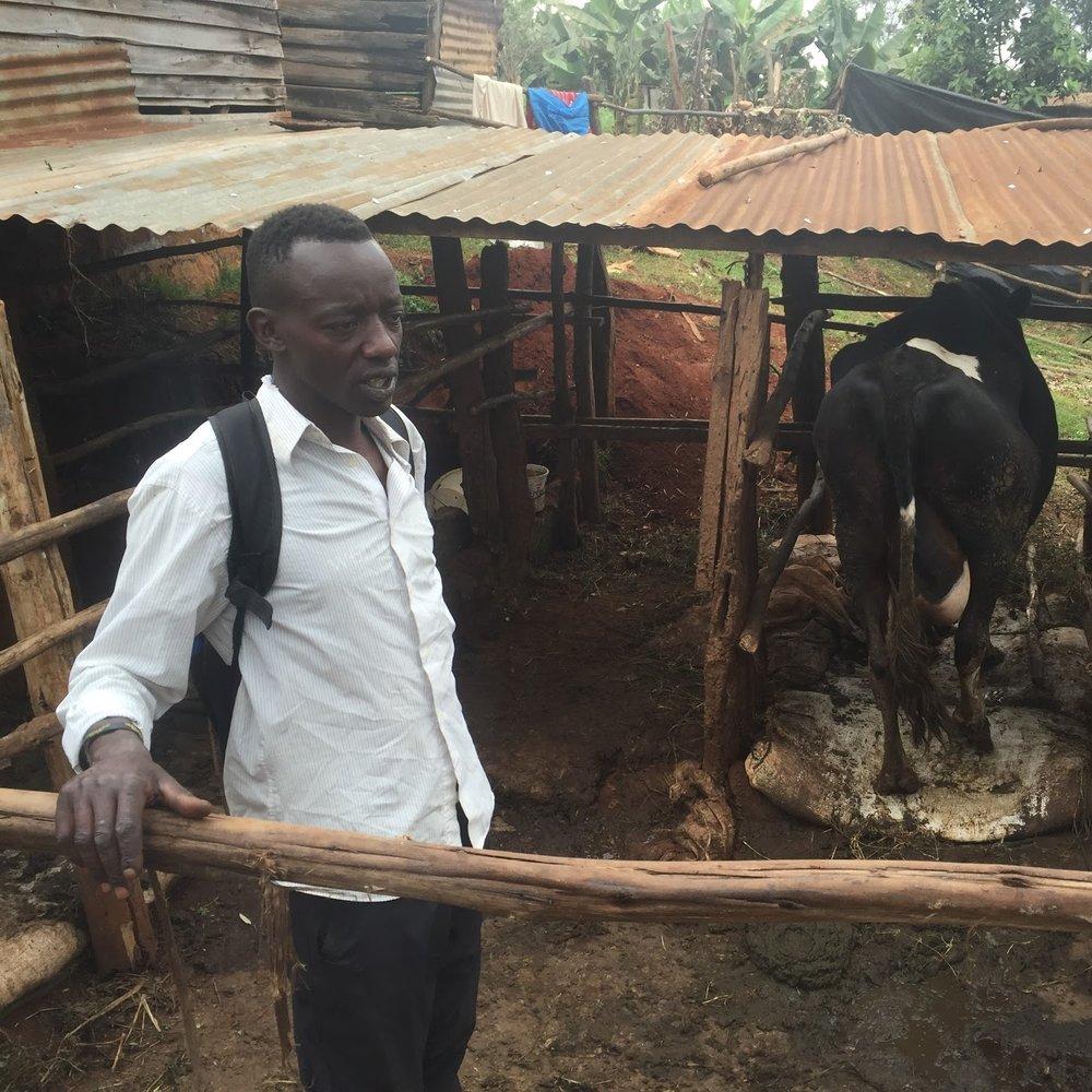 Charles Muchiri Sales Staff