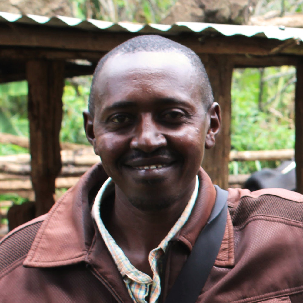 Abraham Chege Senior Sales Staff