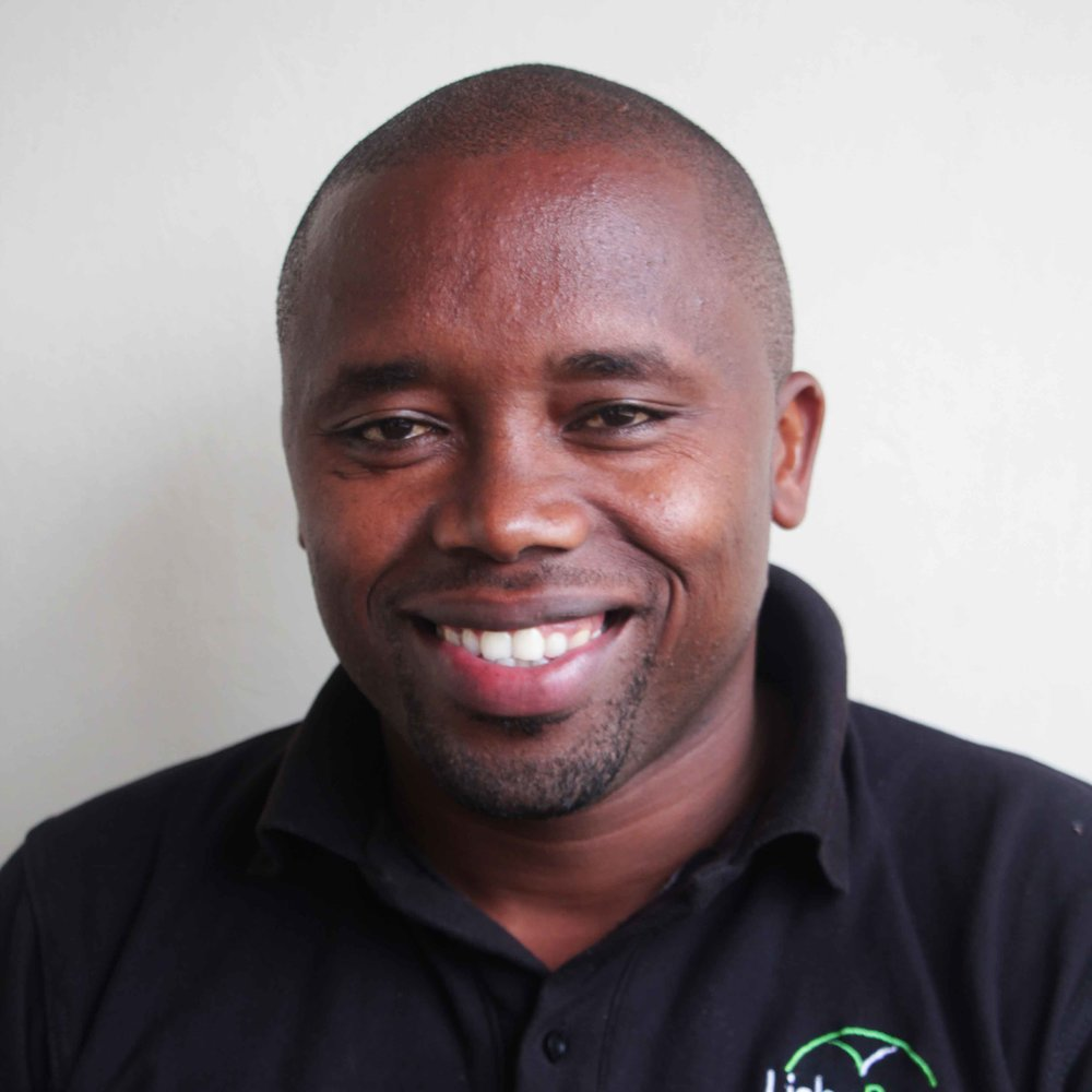 Herbert Kinoti Director of Sales & Marketing
