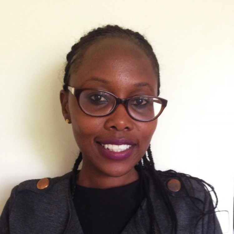 Valerie Wathiong'o Customer Relationship Manager