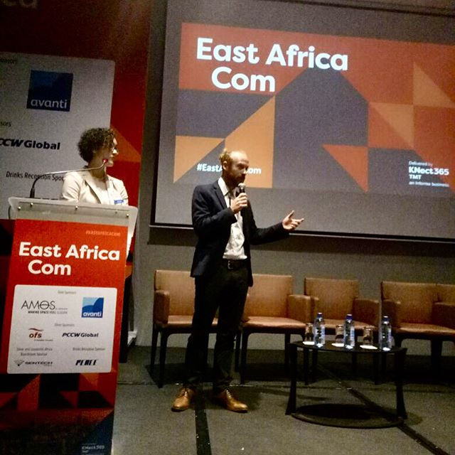 We were thrilled to be selected amongst the top 10 startups in East Africa for The Disrupt Africa Live Pitching Competition at #EastAfricaCom today. We won 3rd place and would like to extend a huge congrats to The Local Electricity Project from Zambia for placing 2nd, and to the winner Taimbia based in Nairobi! Taimba will be heading to Cape Town for #AfricaCom in November to pitch their idea to a greater network of stakeholders and investors. Follow their journey as they transform informal agriculture supply chain platforms! . . . #kenya #agriculture #startup #dairyfarming #digital #agtech #smallholder #peopleplanetprofit #people_infinity #ventures #socialentrepreneurship #sustainability #socent #entrepreneurship #development #sustainabledevelopment #impact #ig_africa #eastafrica #vscokenya