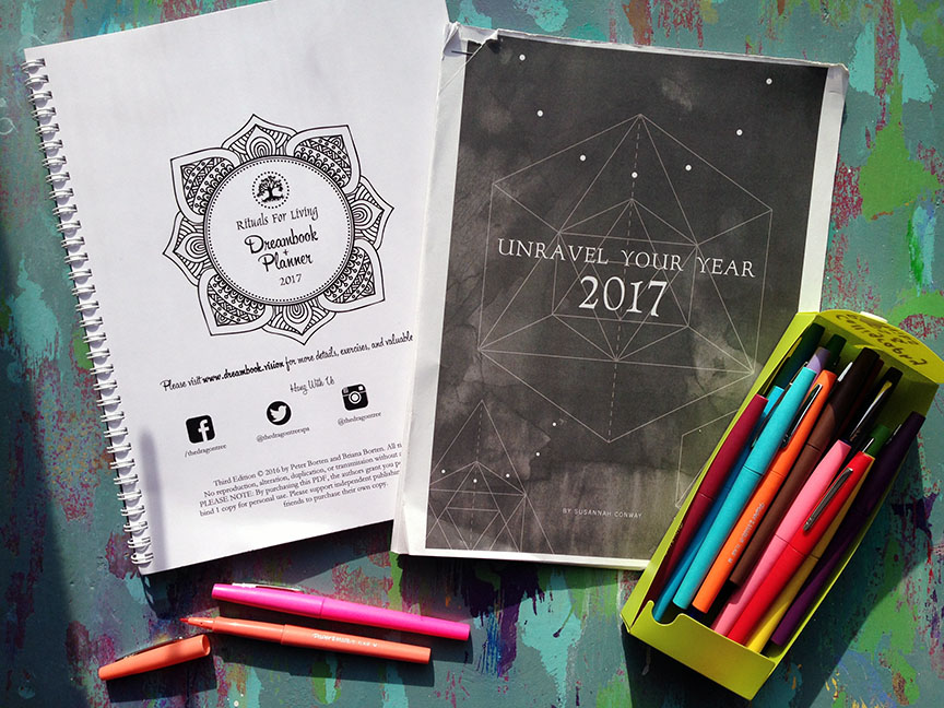 DreambookAndUnraveling