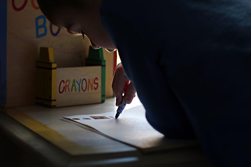 CrayonsAndStickers