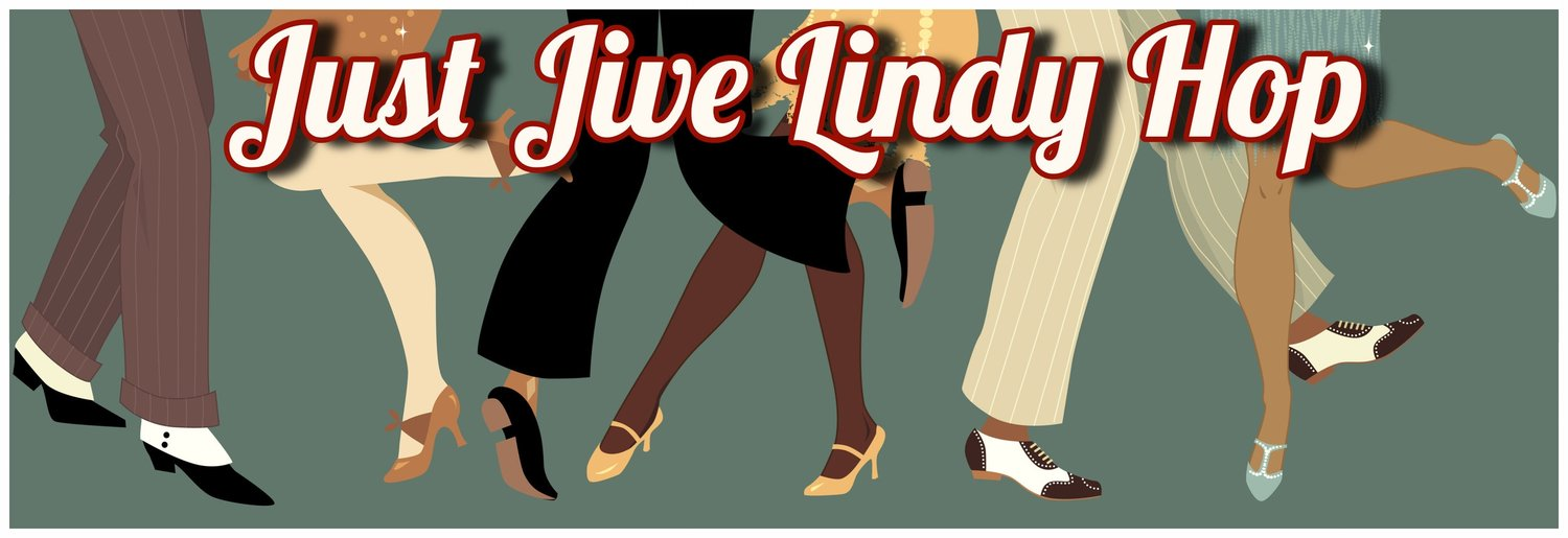 Just Jive Lindy Hop, Gloucestershire, Swindon, Dursley, Dance Classes, Swing Dance Lessons