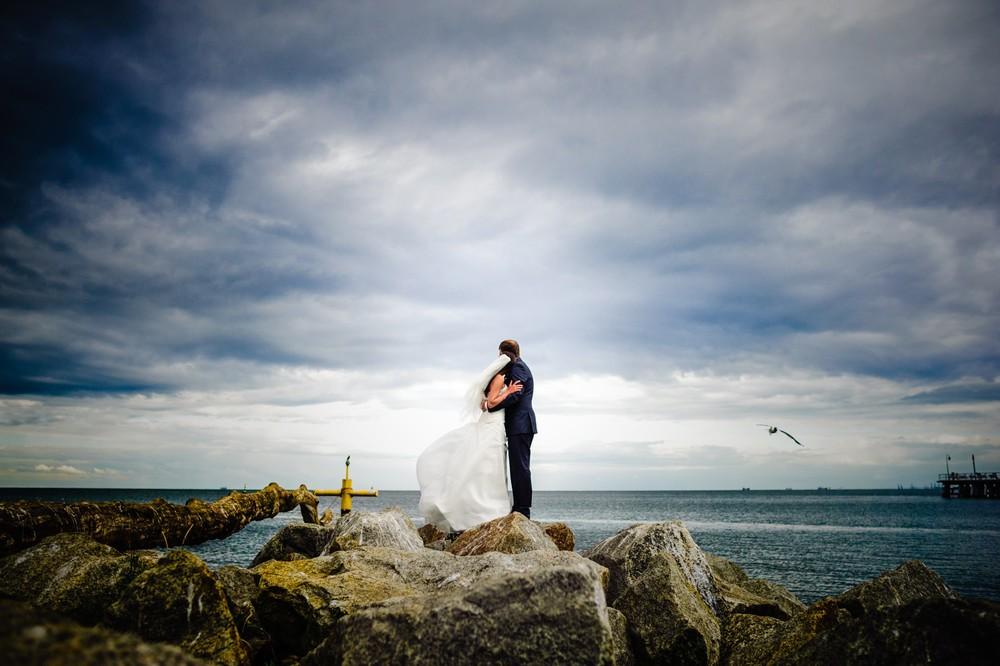 Zdjęcia plenerowe nad morzem w Gdyni