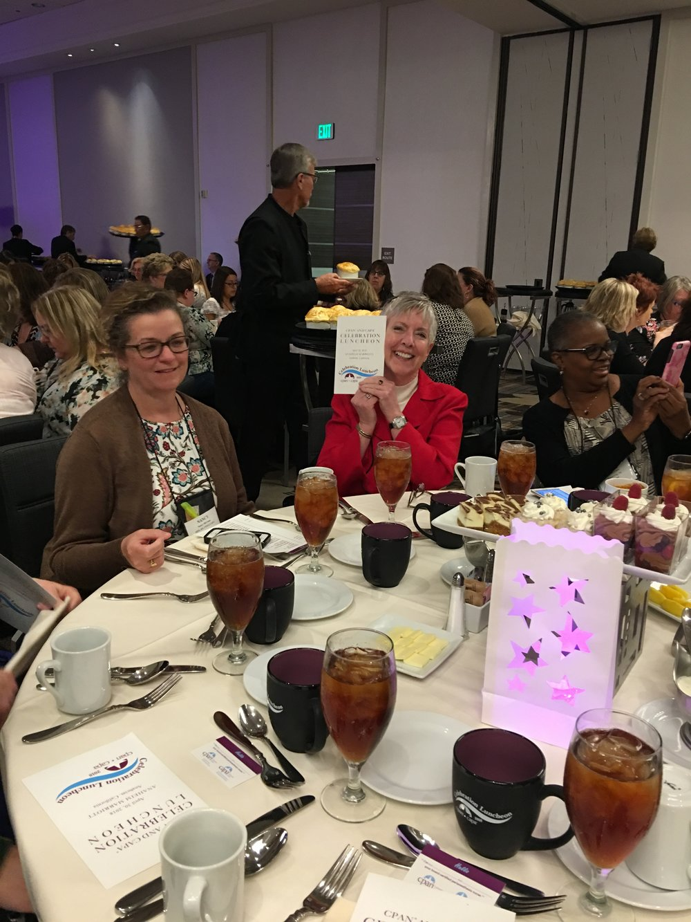 APAN/CAPA Luncheon ASPAN Nat Conference 2018