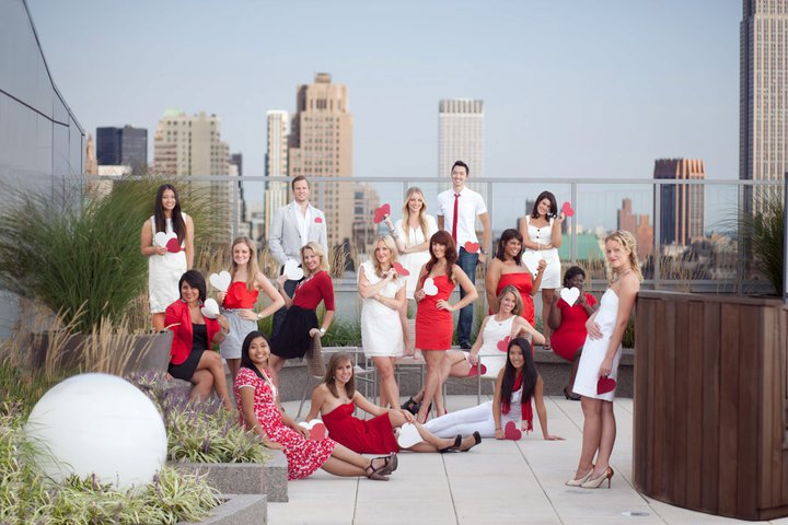 Beautiful, Intelligent, Generous Rovers of @RedRoverStyle. So honored to be a part of this amazing movement! =) Photo By @daveducane.  www.RedRoverStyle.com  /  www.davidducane.com