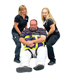 EMS Patient Lift Device