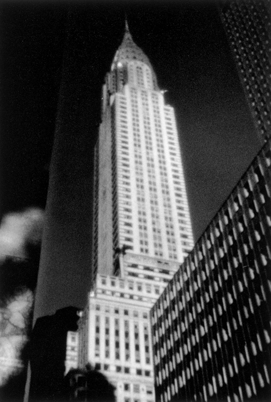 Michael Magill The Chrysler Building New York City
