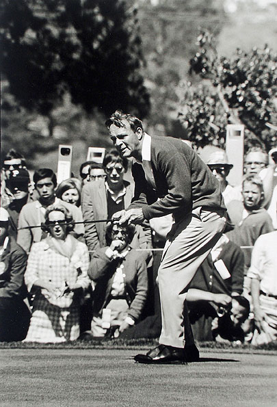 Arnold Palmer #4, The Olympic Club, San Francisco, CA, 1966 U.S. Open