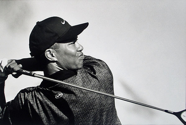 Tiger Woods #4  La Costa, 2000  Carlsbad, CA