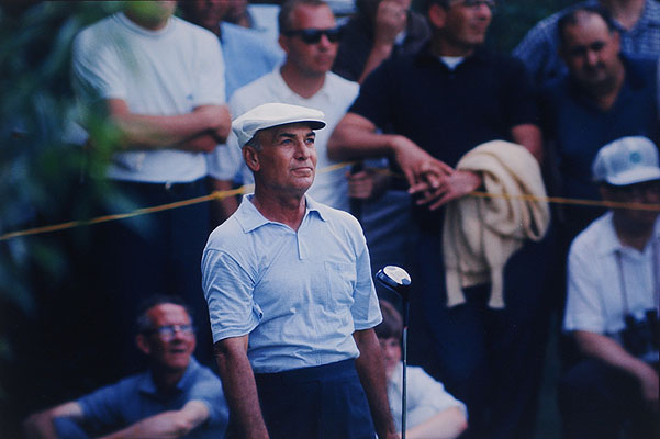 Ben Hogan #2 Baltusrol GC, Springfield, NJ 1967 U.S. Open