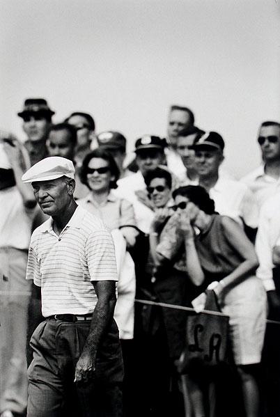 Ben Hogan #1 Oakland Hills CC, Bloomfield Hills, MI 1964 Carling Open